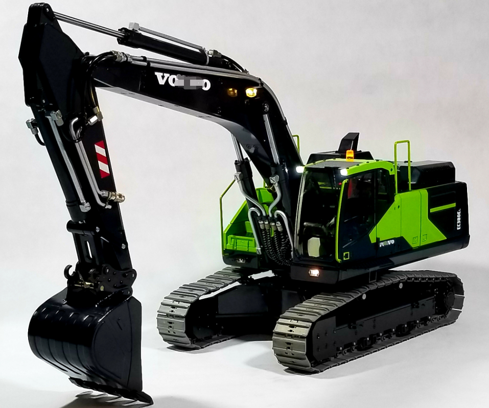 MT MODEL  VOLVO EC380E  Electric Hydraulic Excavator