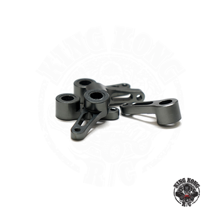 KINGKONG RC Universal basic parts 25T metal steering arm