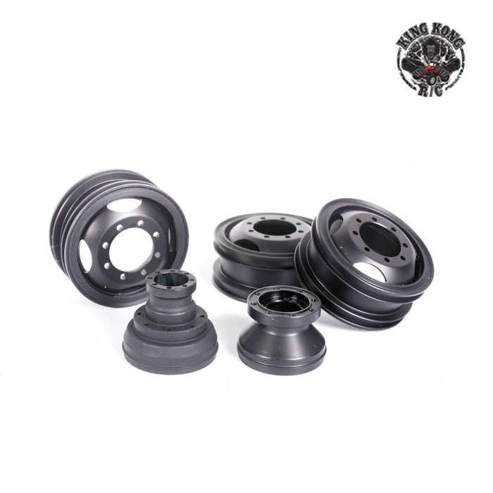 KINGKONG RC 1:14Universal Hub Series Metal Simulation front hub