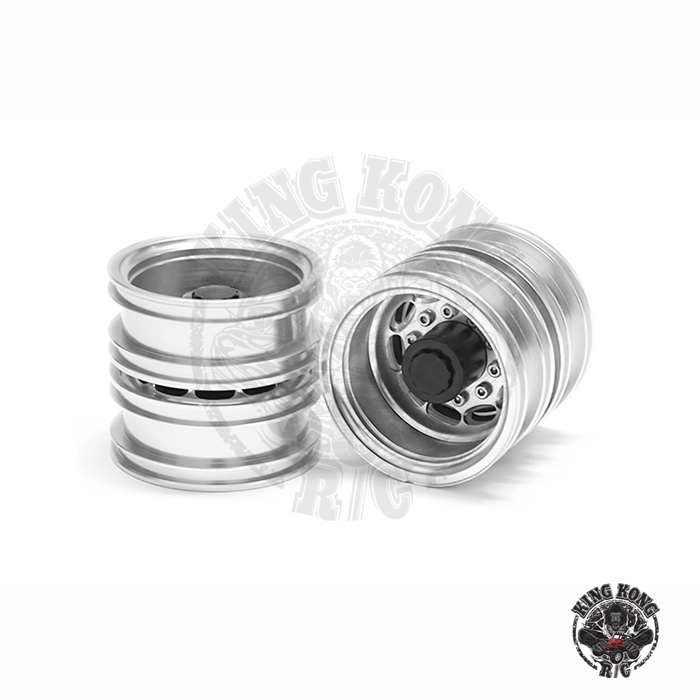 KINGKONG RC 1:14Universal Hub Series Metal rear hub