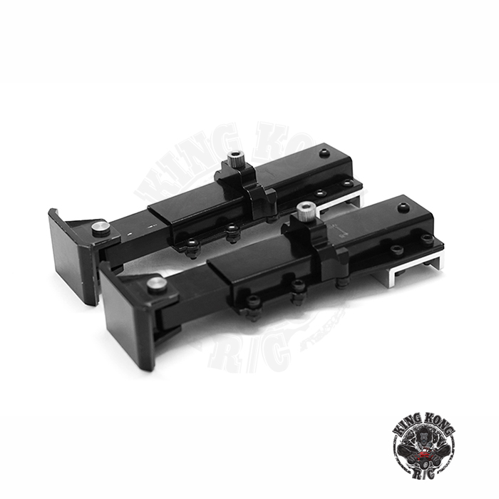 KINGKONG RC 1:14Universal Trailer draggings Towing head bracket for towing tail