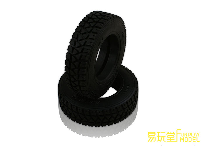LESE MODEL 1:16Universal Simulation of narrow tire leather (including liner)