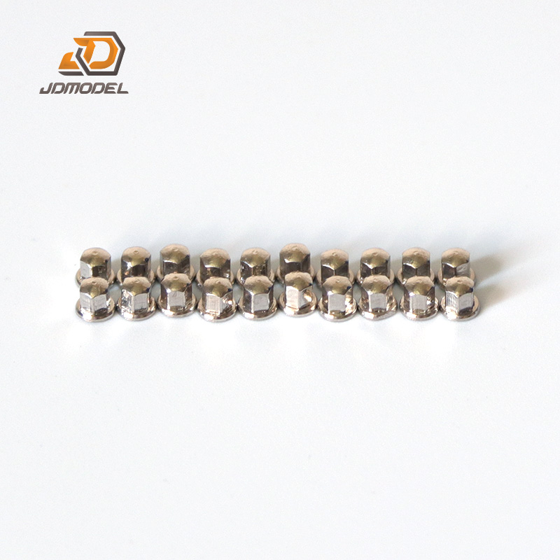 JD model Spherical screw simulation screw M2 1:14 for tractor wheel hub