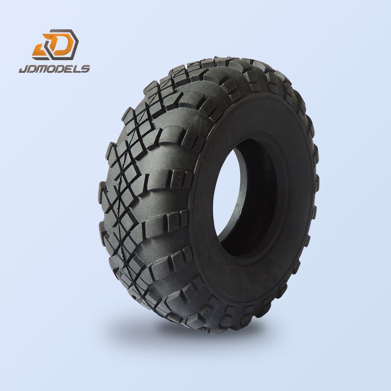 JD model Model tires for military vehicles, MAZ537 pallet tires,1:14 tractor tires