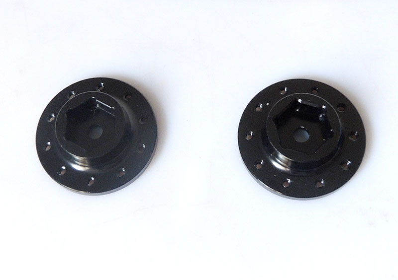 JD model Power version of the car model brake drum 1:14 tractor hub tamiya tractor front wide hub