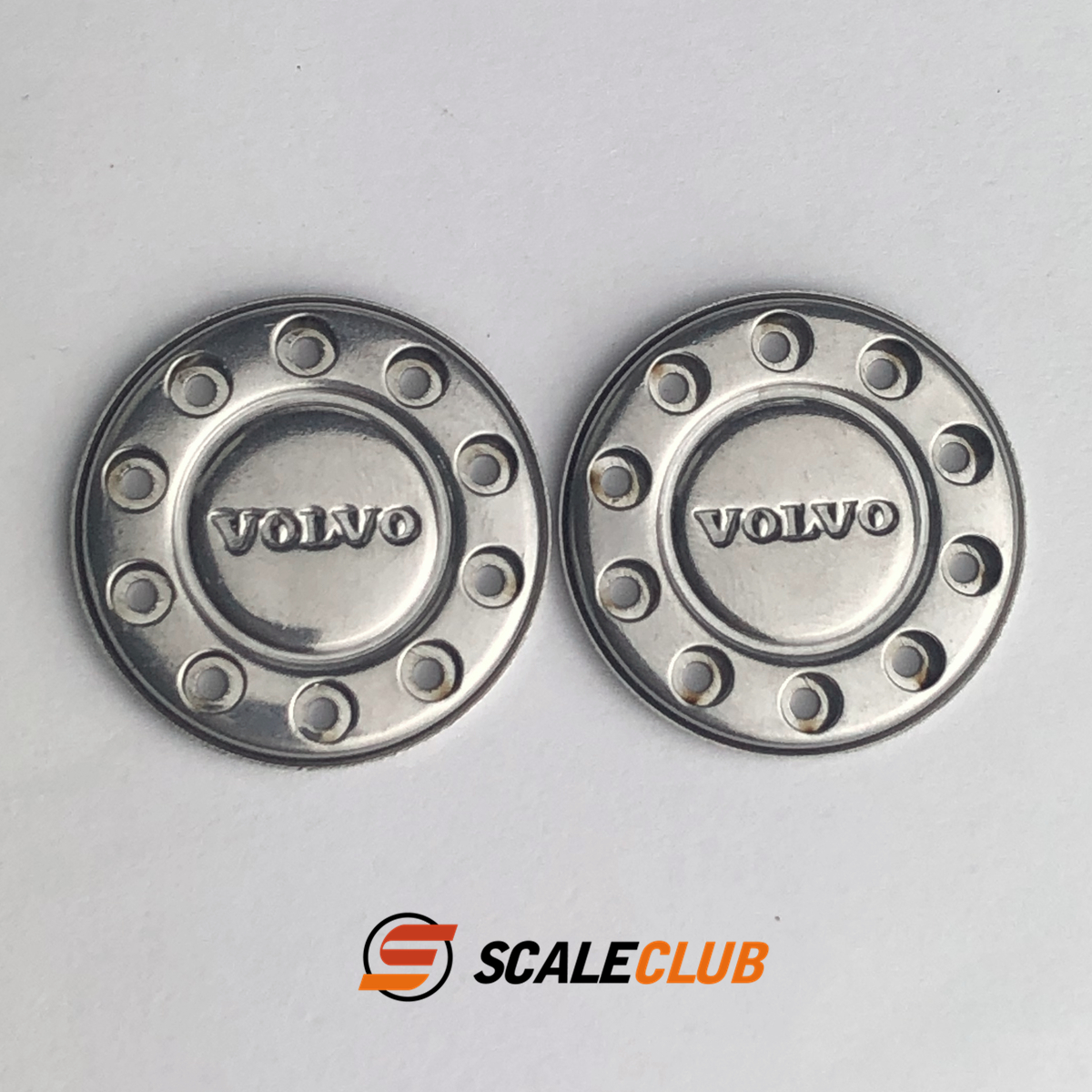SCALECLUB  1/14 Universal  Metal hub upgrade simulation hub retainer