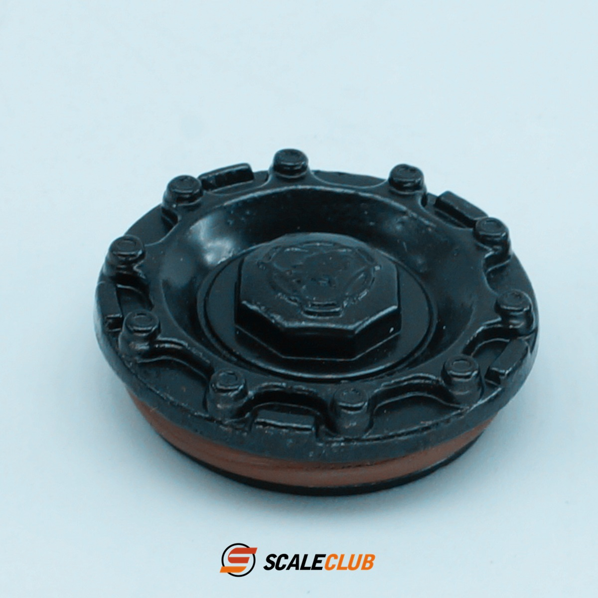 SCALECLUB  1/14 Universal  Axle head cover of truck powerless front axle