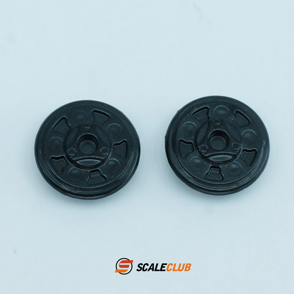 SCALECLUB  1/14 Universal  Metal Shaft Head Cover
