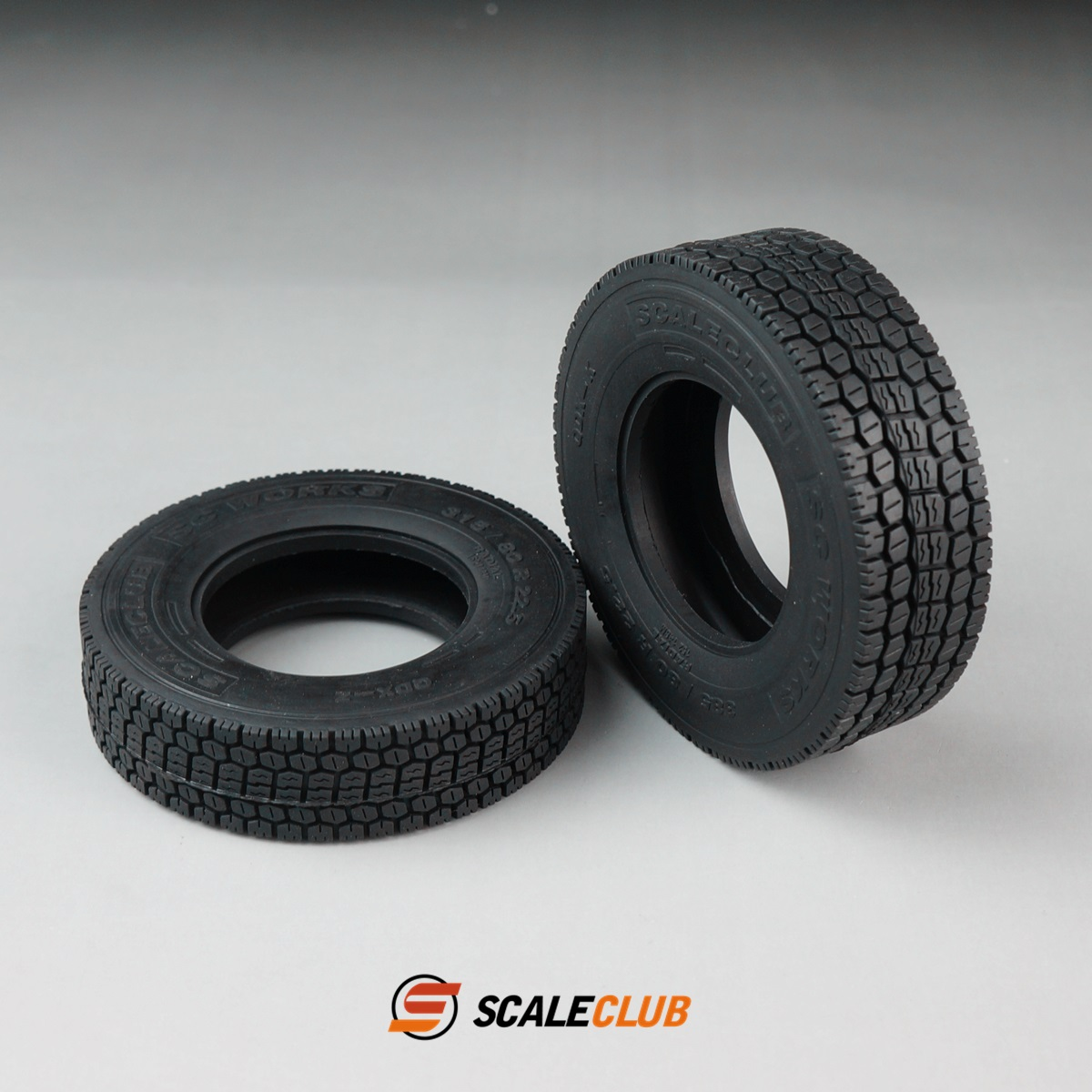 SCALECLUB  1/14 Universal  Tire skin of all terrain highway