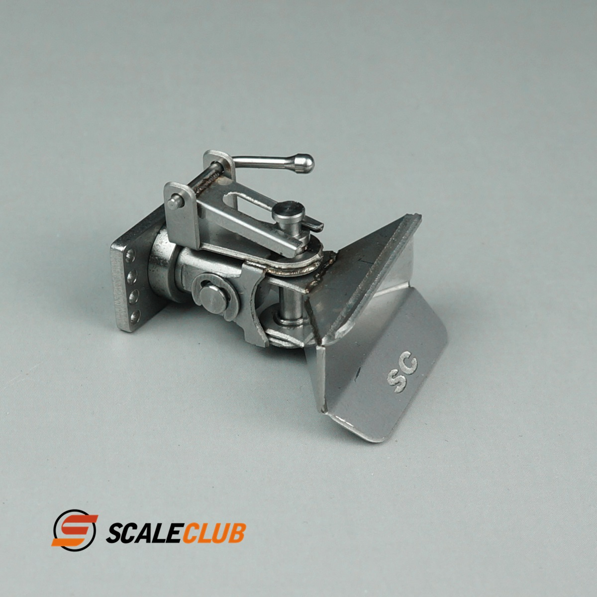 SCALECLUB  1/14 Universal  Horn-mouthed trailer coupler traction hook