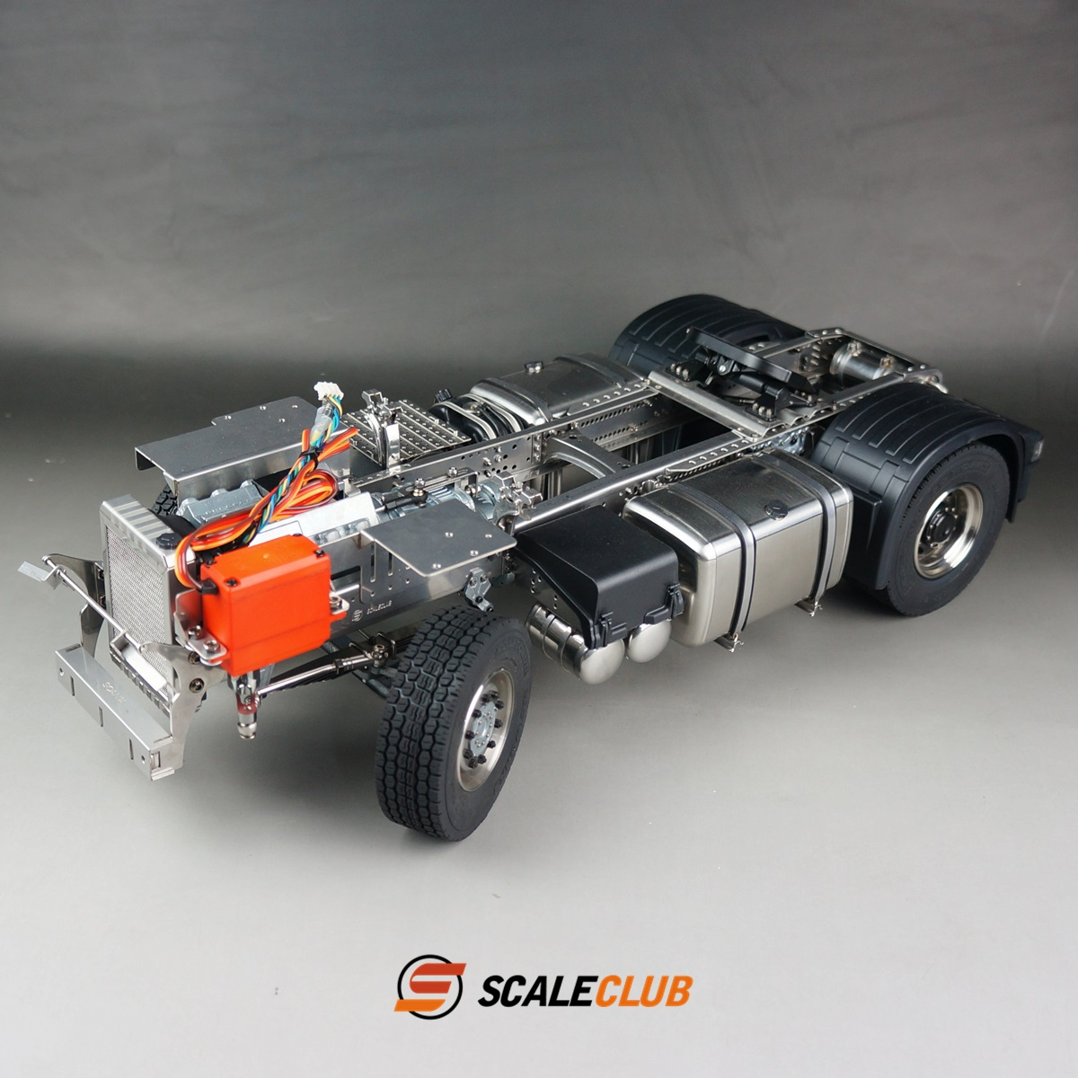 SCALECLUB  Scania  Truck chassis all metal