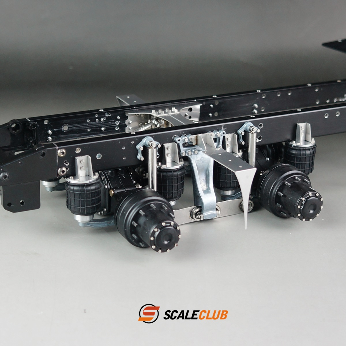 SCALECLUB  1/14 Universal  Single Bracket 8 Balloon Suspension System