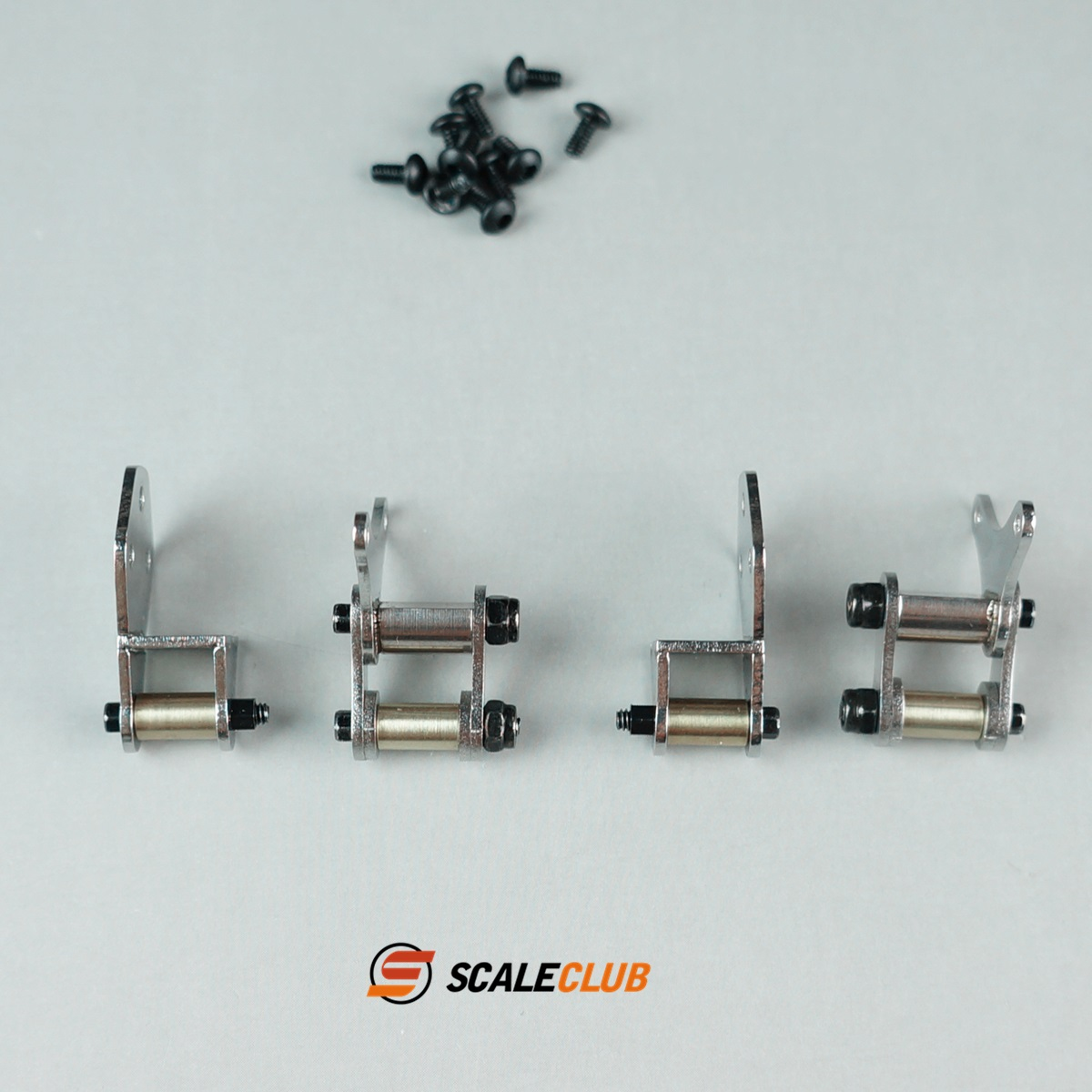 SCALECLUB  1/14 Universal  Special suspension lugs for power front axle