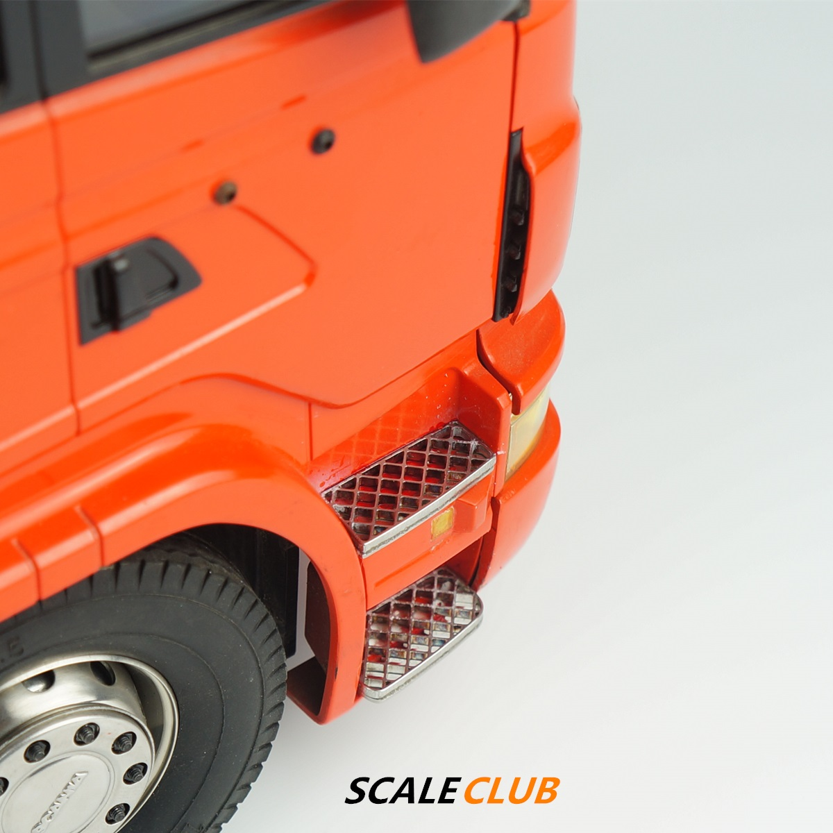 SCALECLUB  Scania  Driving Building Metal Pedal