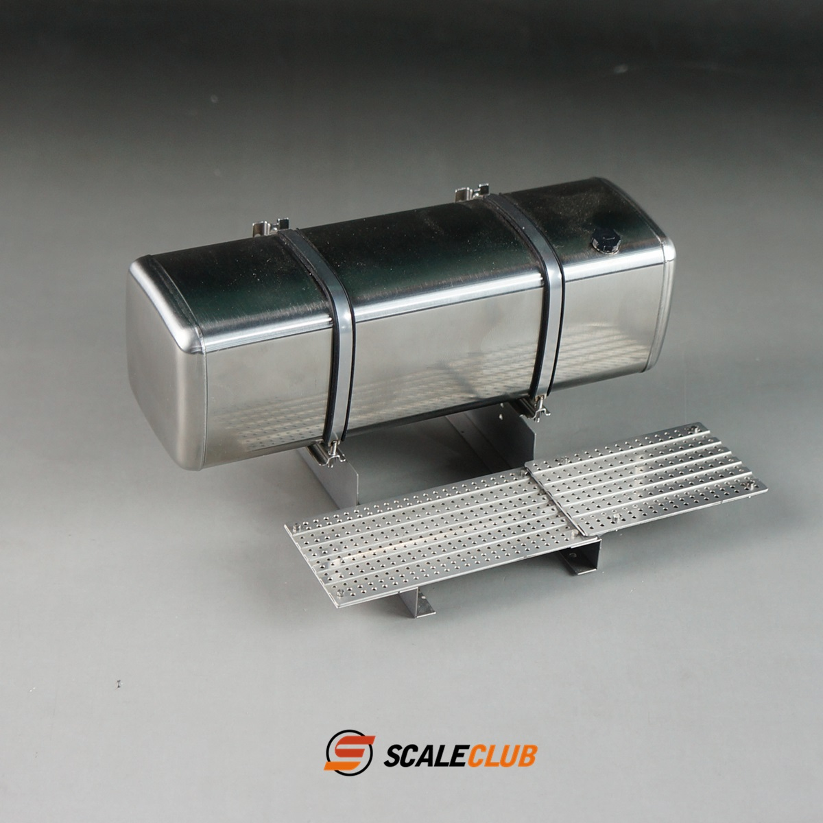 SCALECLUB  1/14 Universal  Battery Receiving of Fuel Tank Working Pedal Platform