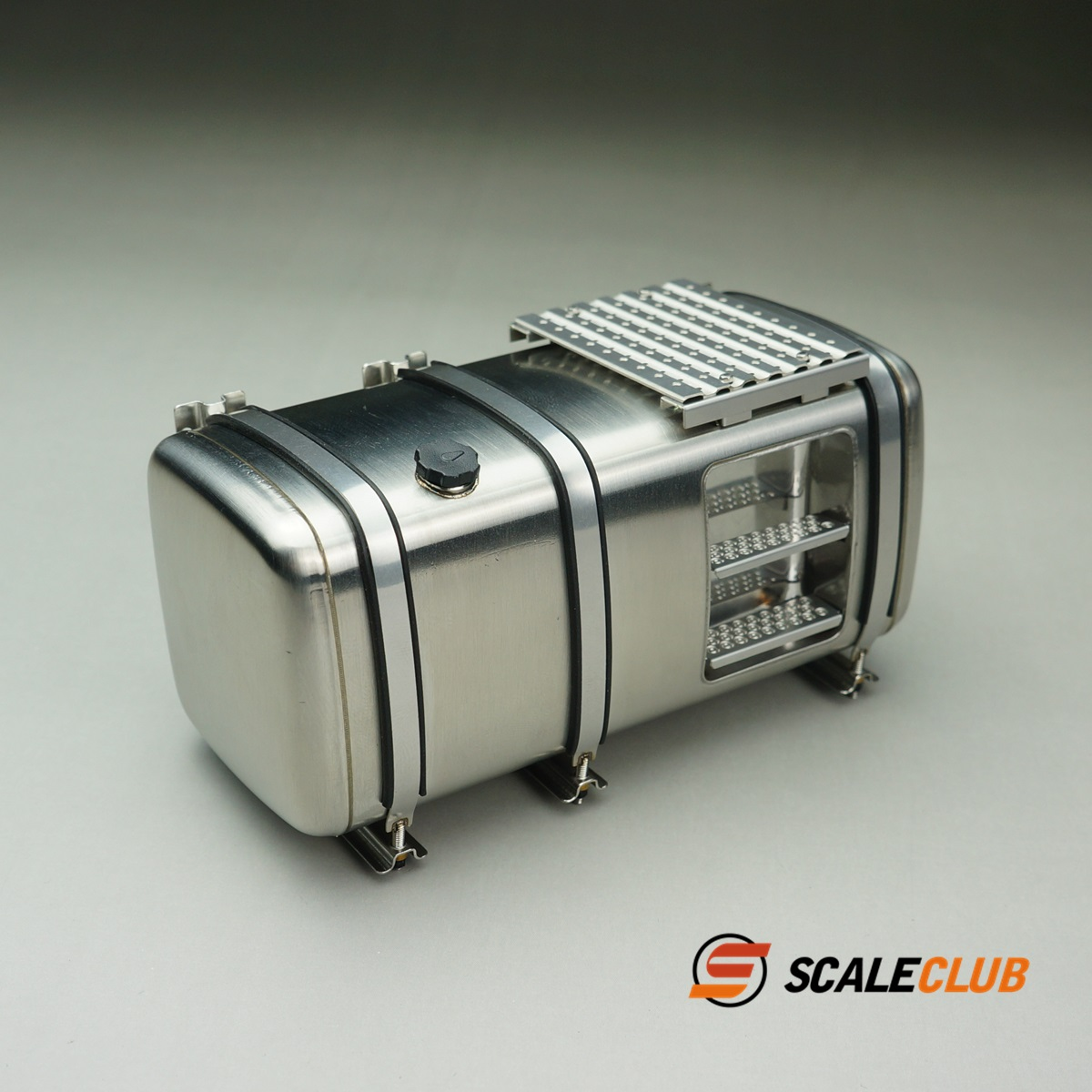 SCALECLUB  1/14 Universal  Metal tank with pedal