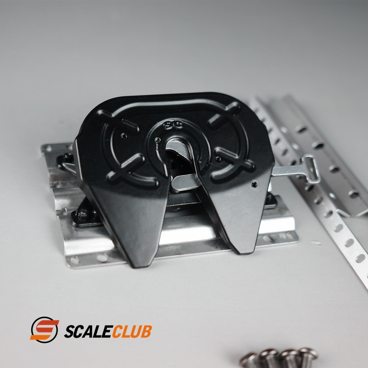 SCALECLUB  1/14 Universal  Metal cross mill base