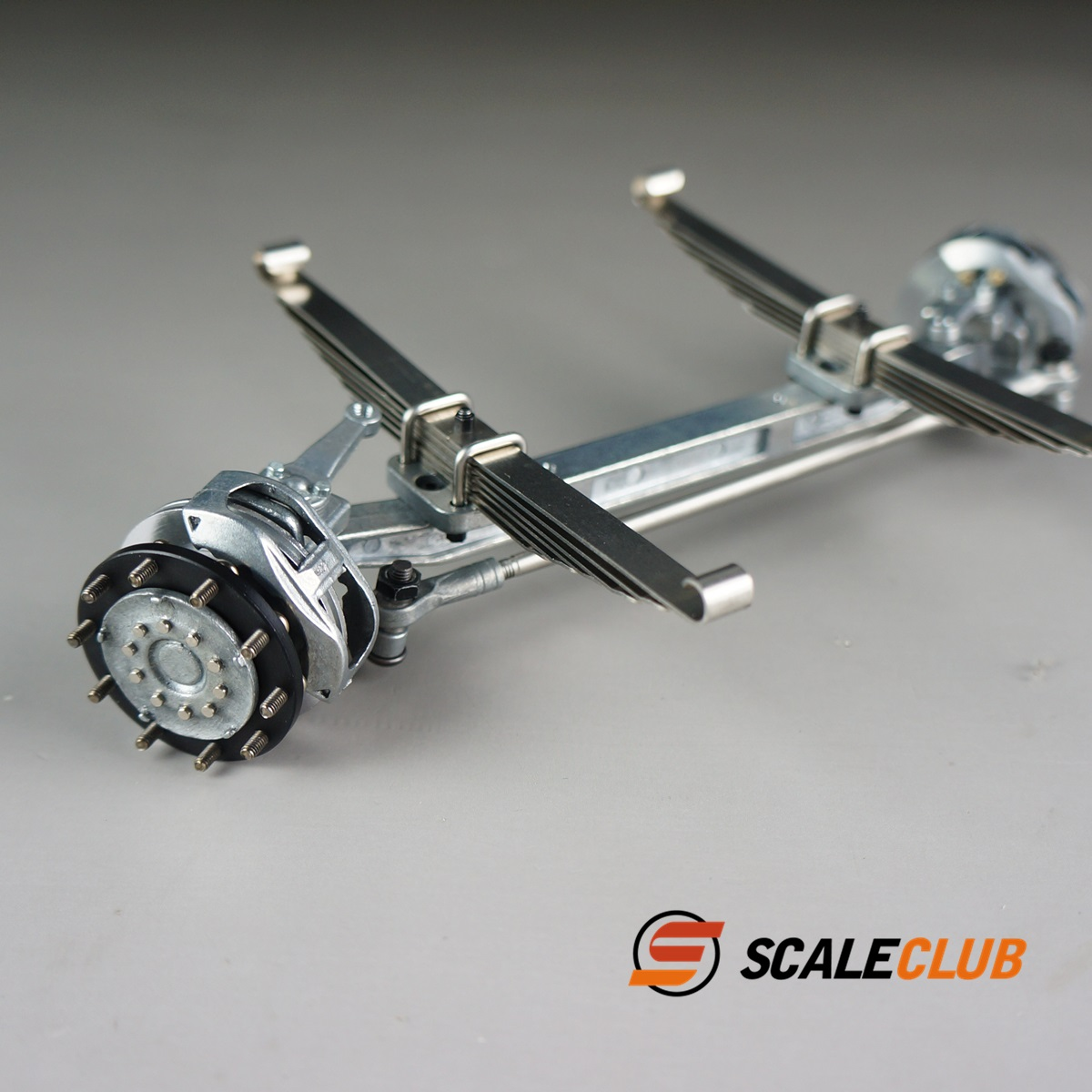 SCALECLUB  1/14 Universal  Metal non-power tilt front axle brake calipers