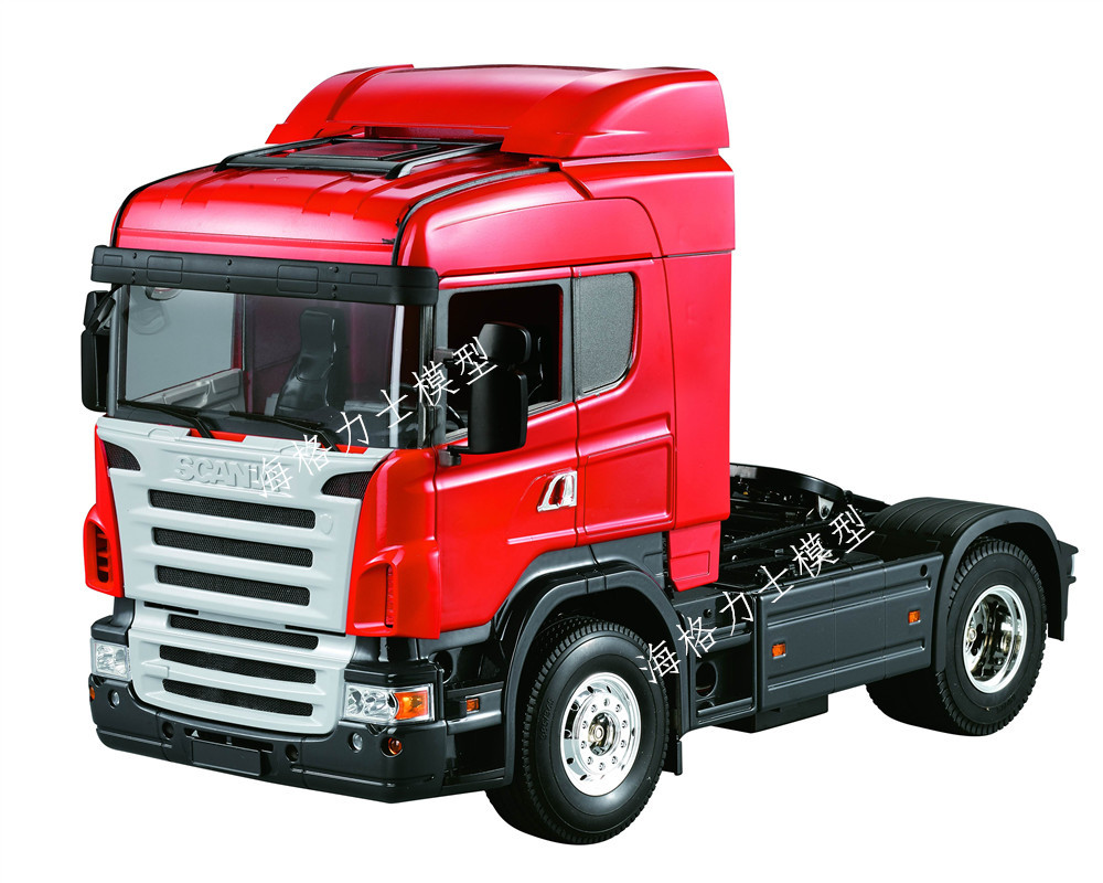 HERCULES MODEL 1:14 series scania 2 axis middle head tow head